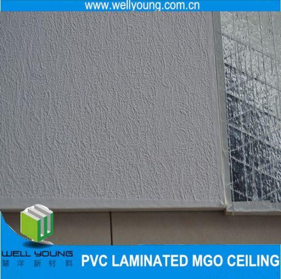pvc ceiling tiles. Various Designs PVC MGO Board Waterproof Ceiling Tiles Pvc