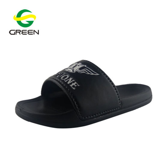 04f4b02ea2ce1 Greenshoe New Design EVA Slipper Cheap Fashion Men Slide Slipper Beach Men  Slipper pictures & photos