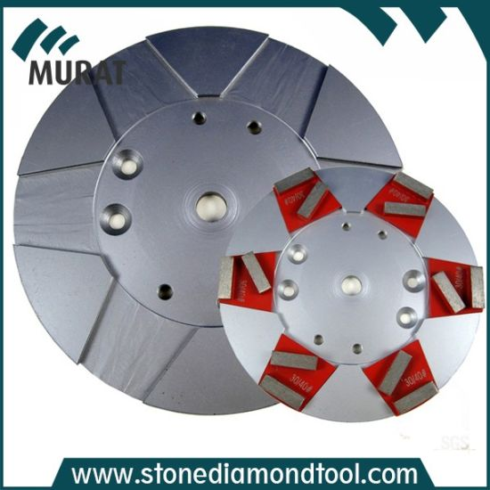 Edco Quick Change Metal Grinding Discs for Concrete