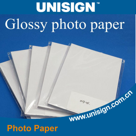 Hot Selling High Glossy Photo Paper pictures & photos