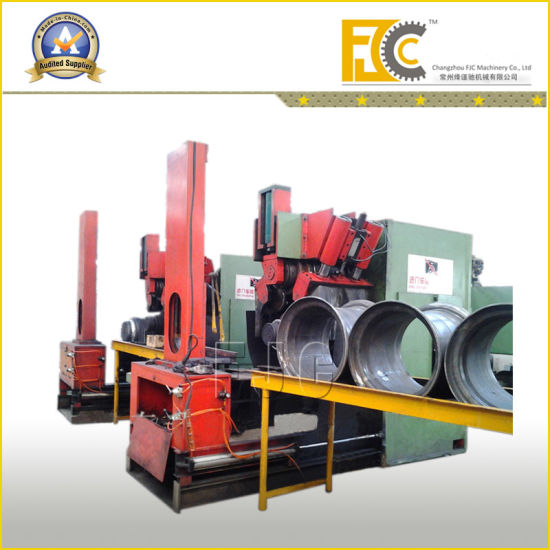 Tubeless Wheel Rim Production Line Machine by Rolling Forming pictures & photos