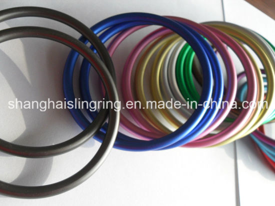 "OEM Factory Supply Baby Sling Ring 2""/2.5""/3"" 15 Colors pictures & photos"