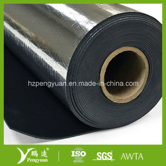 Aluminum Faced Breathable Heat Sound Insulation for Buildings pictures & photos
