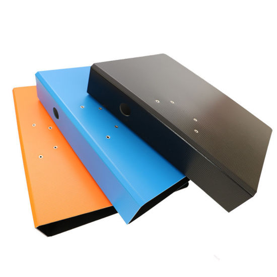 High Quality PP Foam A4 Lever Arch File pictures & photos