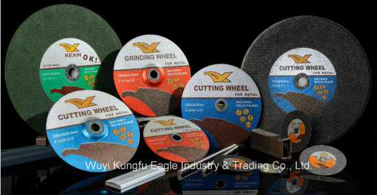 "4"" Resin Bond Abrasive Grinding Discs, Angle Grinder Discs for Metal pictures & photos"