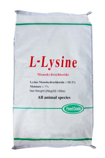 Lysine HCl 98.5% Feed Grade China pictures & photos