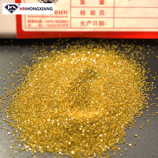 Synthetic Diamonds Powder Make Diamond Cutting Saw pictures & photos