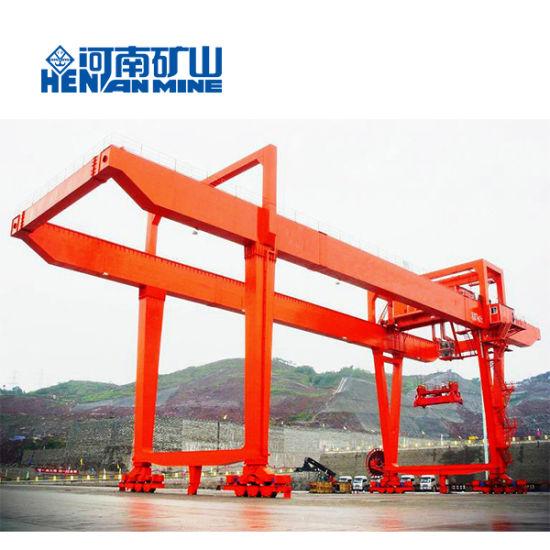 Port Container Yard Gantry Crane