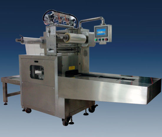 Automatic Map Tray Sealer Packaging Machine (MAP-550L) pictures & photos