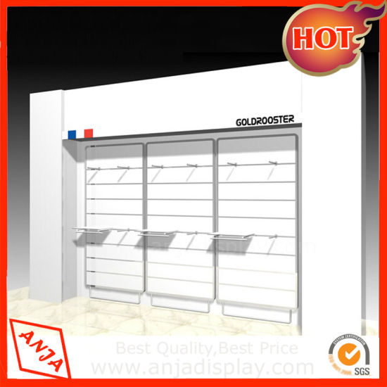 Retail Clothing Store Supplies Clothes Display Cabinet pictures & photos