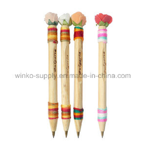 Vintage Handmade Wooden Twig Ball Pen for Promotion Gifts and School Supplies pictures & photos