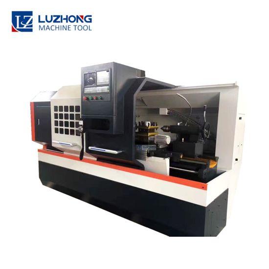 China mori seiki CNC lathe for sale CQK6140 lathe with CNC