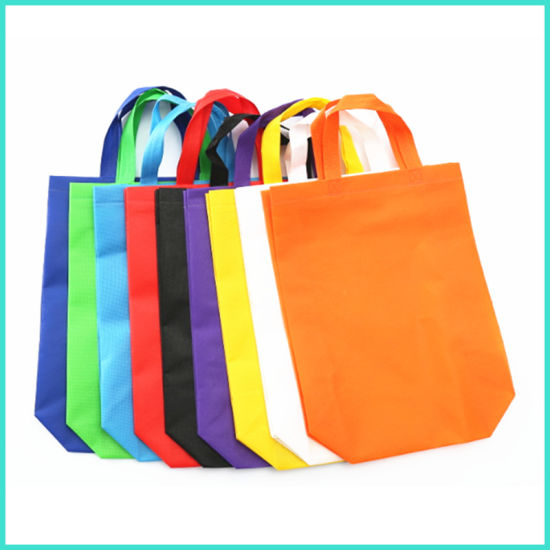 China Promotional Custom Logo Printed Non Woven Bag - China Non ... 34df800fdccf8