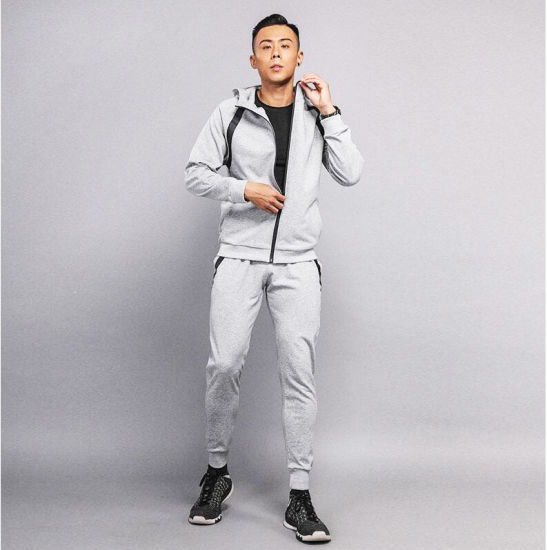 Modern Fantasy Men's Casual Tracksuit Running Joggers Sports Sweatsuit Big