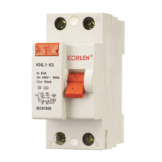 (F360 Normal) Residual Current Circuit Breaker pictures & photos