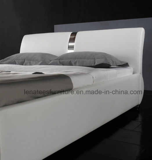 7ccb4f80b404 China A077 Modern Bedroom Furniture Latest Bed Designs - China ...