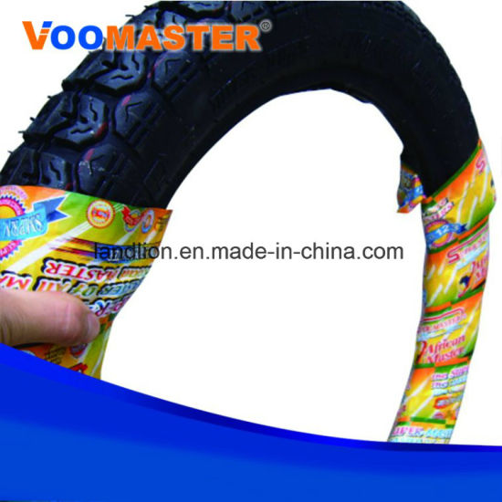 Anti Puncture Special Tread Pattern Motorcycle Tyre 3.00-17, 3.00-18 pictures & photos