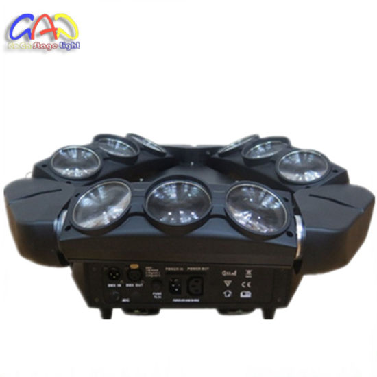 New 9*10W LED CREE LED Lighting Spider Moving Head Light pictures & photos