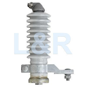 9kv Porcelain Surge Arrester/ Lighting Arrester pictures & photos