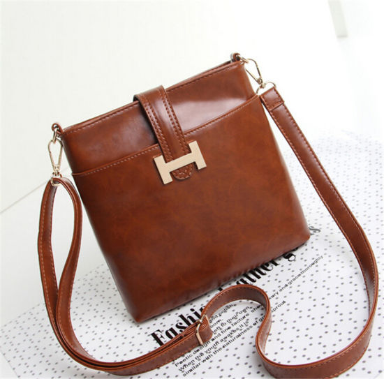 09f96c3a7963 Fashion Designer Simple Leisure PU Leather Handbag for Lady pictures    photos