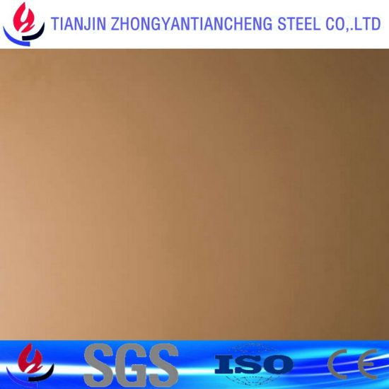 AISI 304 Cold Rolled Stainless Steel Plate in Polished Surface pictures & photos