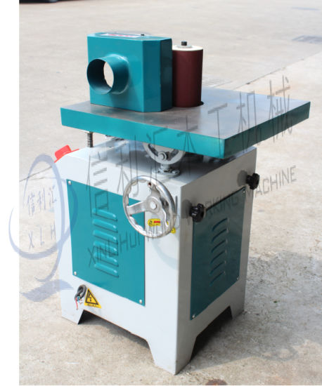 China Vertical Sponge One Head Sanding Machine Woodworking