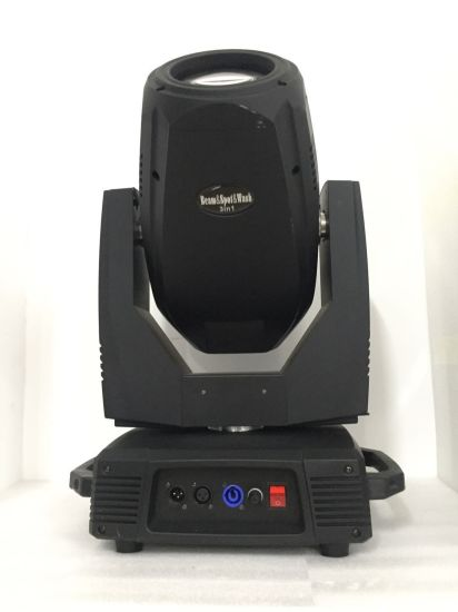 Stage Light 17r Beam Spot Wash 3 in 1 350W Moving Head Light