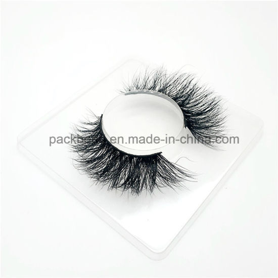 6a8ac3348e6 China Wholesale Factory Price 3D Natural Mink False Eyelashes ...