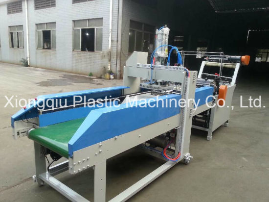 Flat Bag Sealing and Cutting Machine pictures & photos