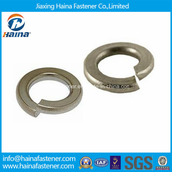 Stainless Steel Spring Lock Washer DIN127