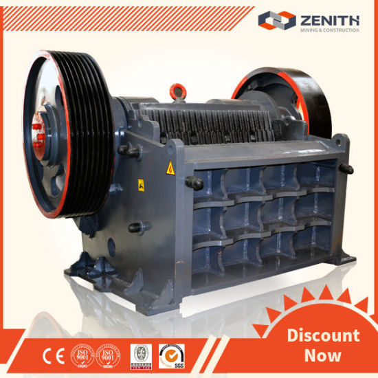 Jaw Crusher Plant, Small Stone Crusher Machine, Rock Crushers pictures & photos