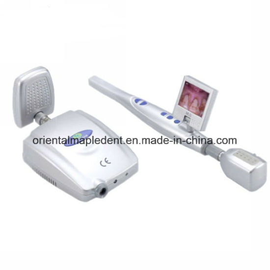 Ce Approved 1/4 Sony CCD Wireless Dental Intraoral Camera (OM-CA170) pictures & photos