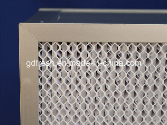 HEPA Filter for Ventilation and Air Conditioning System, Cleaning Room pictures & photos