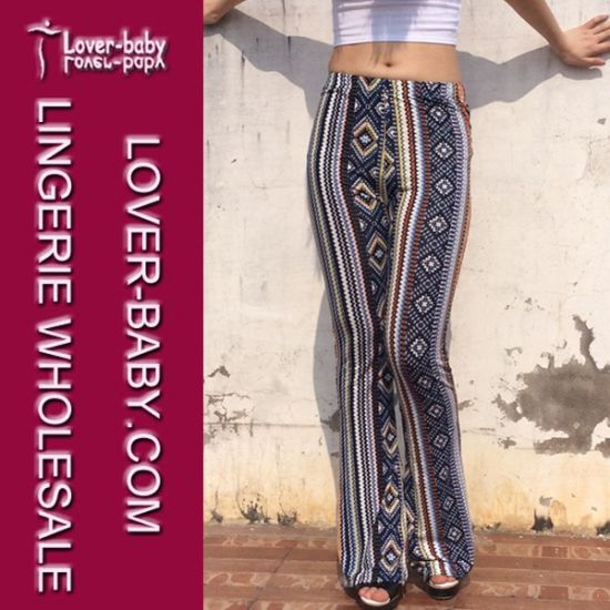 Fashion Wear Pants Printed Leggings (L97043) pictures & photos