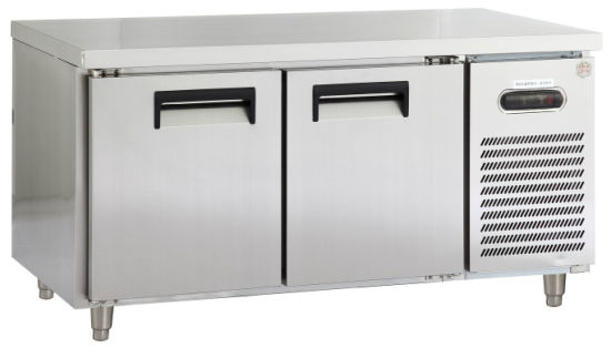 Ce Approved Stainless Steel Bottom Refrigerator pictures & photos