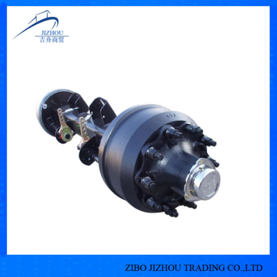 13 Ton/16 Ton Heavy Duty Trailer Axle for Manufacturers