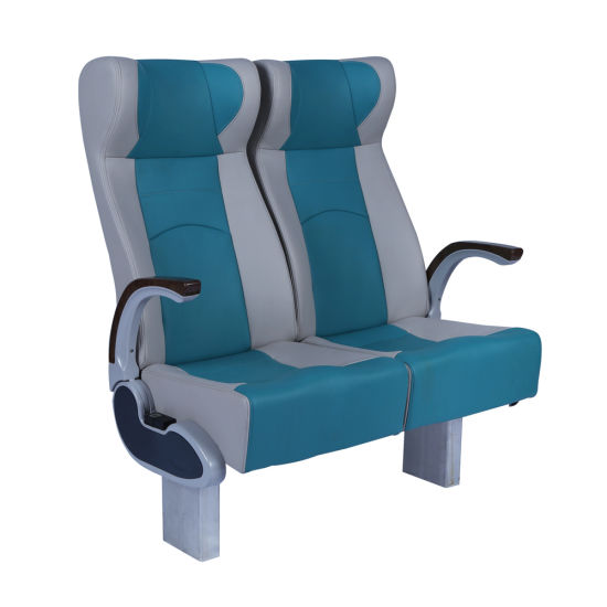 High Quality Ferry Passenger Boat Seat with Armrests