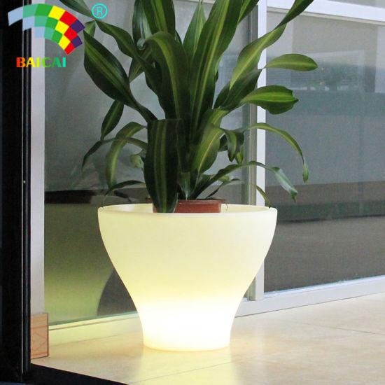 Hot Sale LED Flower Pot