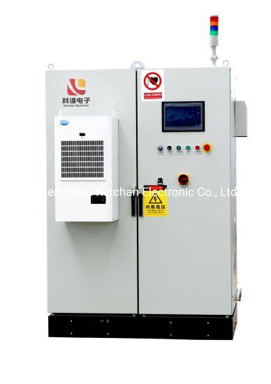 DSP Digital Induction Hardening Heating Machine for Sprocket Gear Teeth Heat Treatment