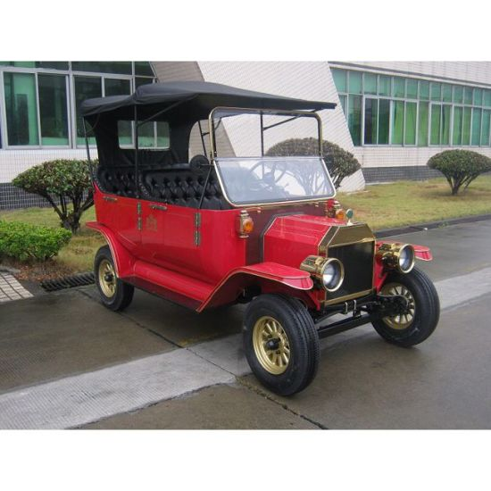 Automobiles 4 Person Old Golf Electric Cars Electric Vehicle