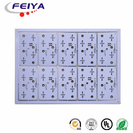 Fr-4 PCB 2L Multilayer Fr4 Aluminum Base 94V0 Printed Circuit PCB Board pictures & photos