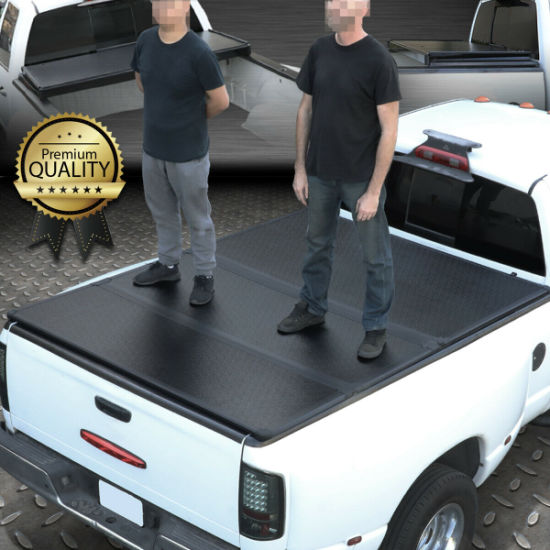 Pickup Truck Bed Cover Auto Parts Tonneau Cover for Chevrolet/Dodge/Ford/Gmc/Nissan/RAM/Toyota Pickup Truck 4*4