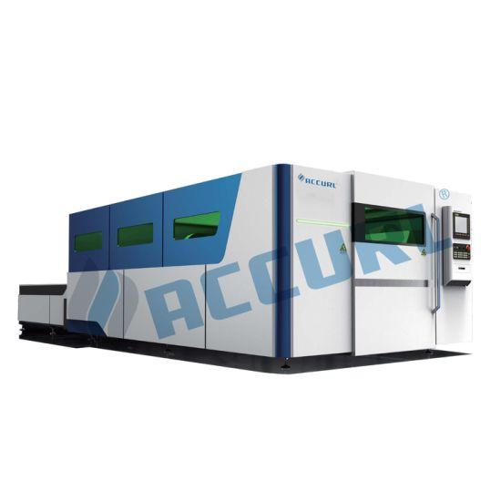 500W 700W 750W 1000W 2000W Fiber Laser Cutting Machine for Metal with Ce