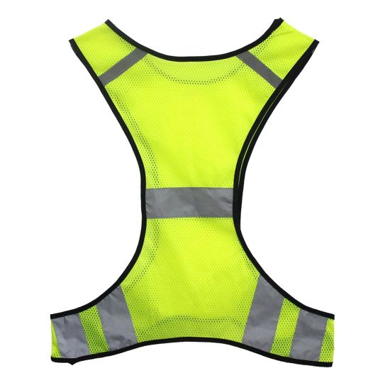 Reflective Running Safety Vest Clothes for Men and Women for Night Running