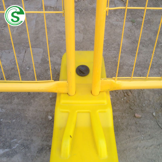 Standard Quick Removable Temporary Metal Fencing