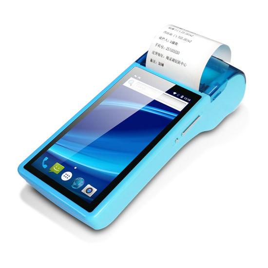 China POS Perfect Compatibility with E-Boleta and Facil Boleta 5 Inch  Android Handheld Terminal with 58mm Printer - China Handheld POS and POS  price