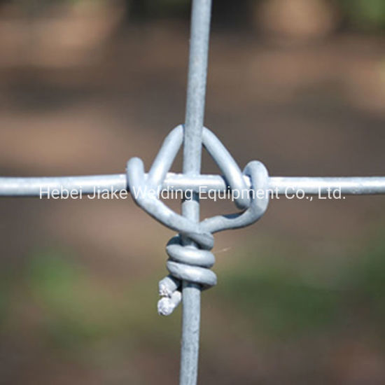 China Supply Fixed Knot Wire Game Fence
