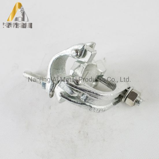 Factory Directly Supply Scaffolding Pressed/Forged Beam Clamp/Girder Coupler