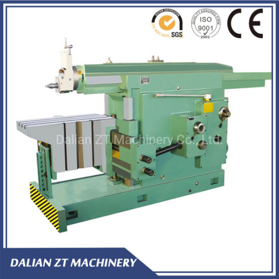 Manual Horizontal Geared Metal Shaping Shaper Machine Bc60100