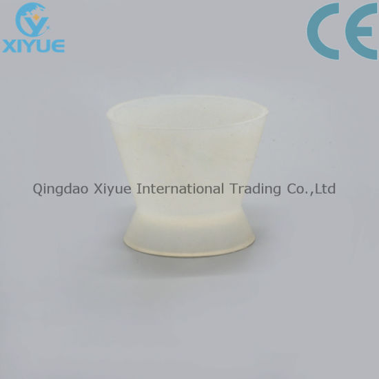 Autoclavable High Quality Dental Disposable White Plastic Mixing Cup Products